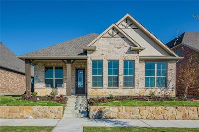 Frisco Single Family Home For Sale: 3654 River Trail