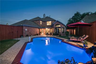 Rowlett Single Family Home For Sale: 7713 Straits Drive