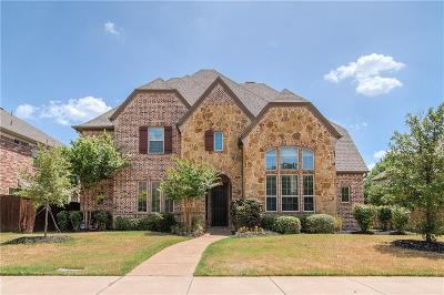 Frisco Single Family Home For Sale: 9751 Carriage Hill Lane