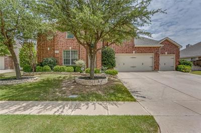 Fort Worth Single Family Home For Sale: 5137 Comstock Circle