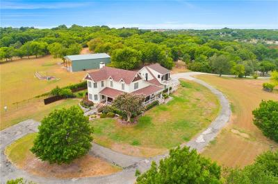 Fort Worth Single Family Home For Sale: 190 Concho Trail