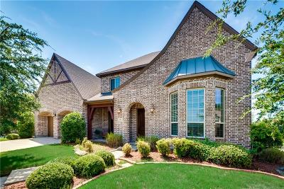 Allen Single Family Home For Sale: 883 Paradise Circle