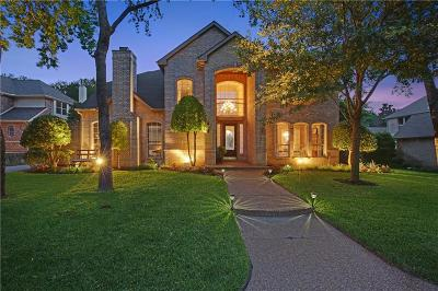Flower Mound Single Family Home For Sale: 4417 Crown Knoll Circle