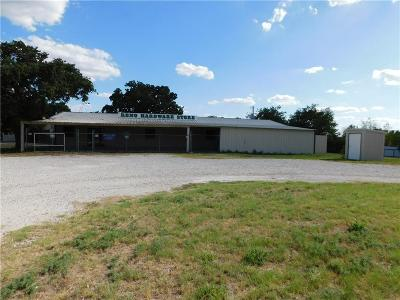 Parker County Commercial For Sale: 1530 Reno Road