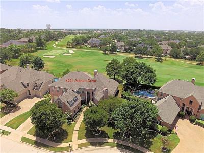 Collin County, Dallas County, Denton County, Kaufman County, Rockwall County, Tarrant County Single Family Home For Sale: 4221 Auburn Drive