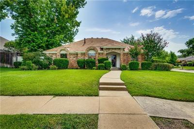 Carrollton Single Family Home For Sale: 4108 Furneaux Lane