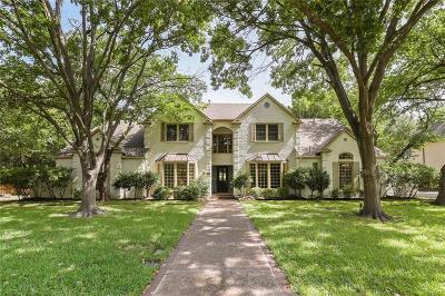 Dallas Single Family Home For Sale: 6231 Joyce Way