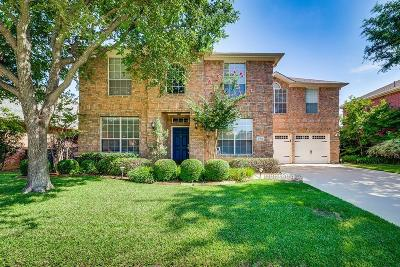 Flower Mound Single Family Home For Sale: 2701 Timberhill Drive