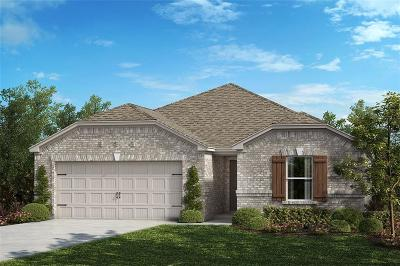 Aubrey Single Family Home For Sale: 2628 Wheeler Avenue