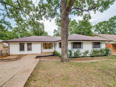 Denison Single Family Home For Sale: 164 Circle Drive