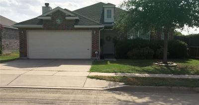 Fort Worth Single Family Home For Sale: 8020 Summer Stream Drive