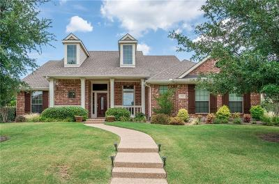 Murphy Single Family Home Active Option Contract: 874 Mustang Ridge Drive
