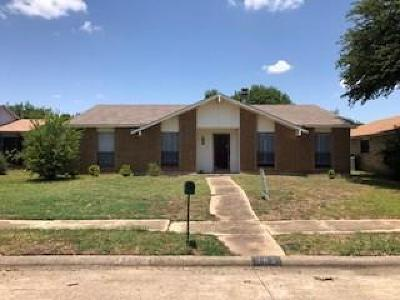 Mesquite Single Family Home For Sale: 305 Boxwood Drive