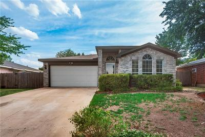 Fort Worth Single Family Home For Sale: 10229 Westward Drive