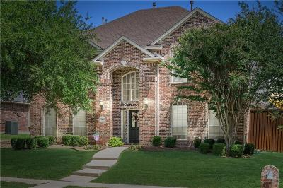 Plano Single Family Home Active Option Contract: 2409 Heather Glen Drive S