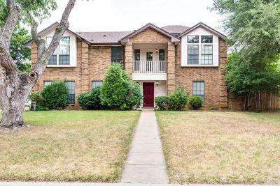 Grapevine Single Family Home For Sale: 4142 Cedar Drive