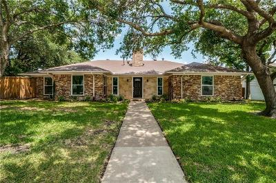 Richardson Single Family Home For Sale: 1106 W Lookout Drive