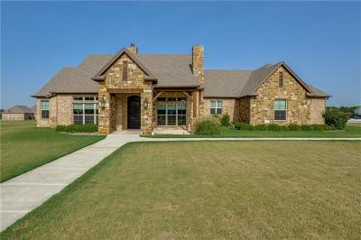 Fort Worth Single Family Home For Sale: 115 Mesquite Meadow Lane