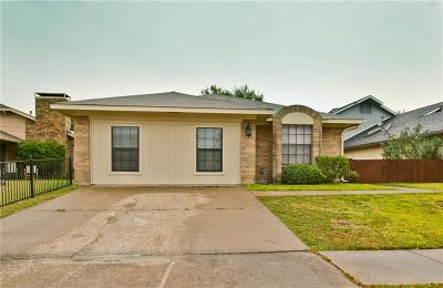Carrollton Single Family Home Active Option Contract: 3725 Verlaine Drive