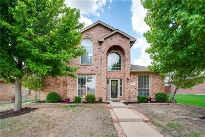 Mesquite Single Family Home For Sale: 2513 Crooked Creek