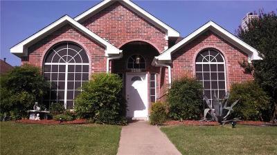 Grand Prairie Single Family Home For Sale: 4461 Sierra Drive