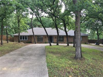 Arlington Single Family Home For Sale: 5609 Trail Lake Drive