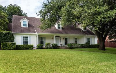Dallas Single Family Home For Sale: 3716 Northaven Road