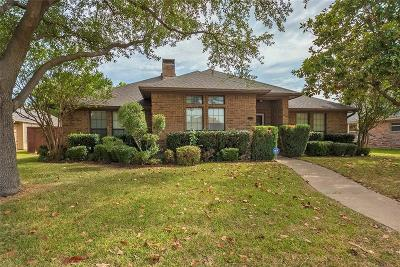 Carrollton Single Family Home For Sale: 1214 Pawnee Trail