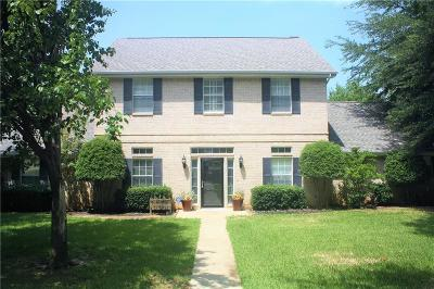 Weatherford Single Family Home For Sale: 1813 Lakeridge Drive