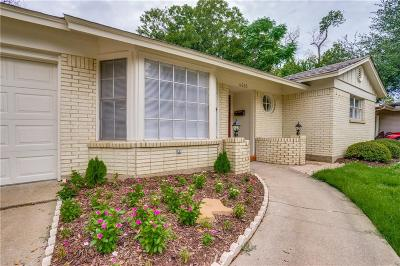 Fort Worth Single Family Home For Sale: 6205 Windermere Place