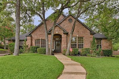 Crowley Single Family Home For Sale: 720 Red Oak Summit