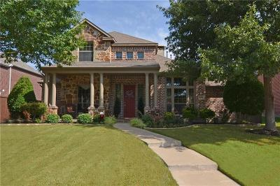 Frisco Single Family Home For Sale: 10210 Burnt Mill Lane