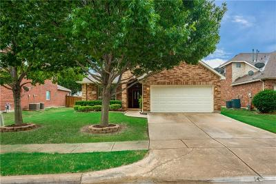 Grand Prairie Single Family Home Active Option Contract: 3207 Guadaloupe