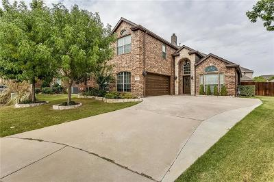 Fort Worth Single Family Home Active Option Contract: 11881 Vienna Apple Road