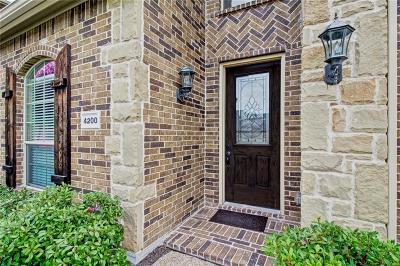 McKinney Single Family Home For Sale: 4200 Oxbow Drive