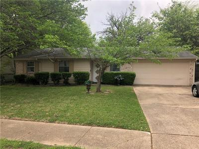 Duncanville Single Family Home Active Option Contract: 660 Thrush Avenue