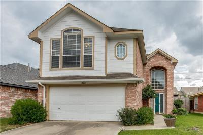 Single Family Home Active Option Contract: 3311 Renaissance Drive