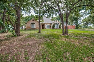 Weatherford Single Family Home For Sale: 222 Sanchez Creek Court