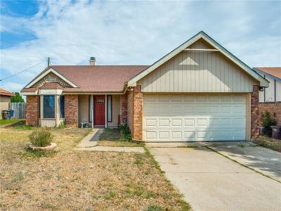 Fort Worth Single Family Home For Sale: 2608 Shasta Court