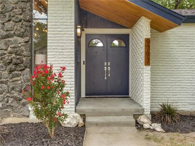 Dallas, Fort Worth Single Family Home For Sale: 9797 Broken Bow Road