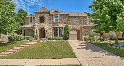 Frisco Single Family Home Active Option Contract: 5154 Iroquois Drive