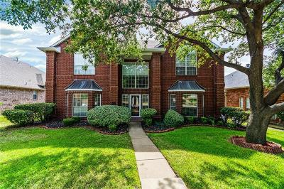 Carrollton Single Family Home For Sale: 3618 Field Stone Drive