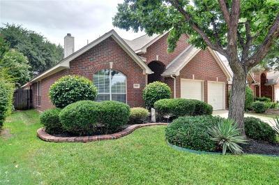 Park Glen, Park Glen Add Single Family Home For Sale: 5204 Warm Springs Trail