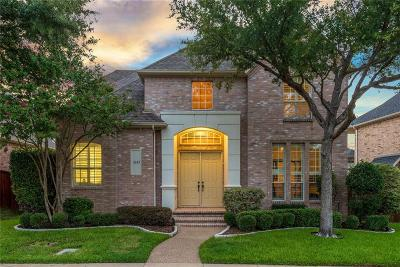 Irving Single Family Home Active Contingent: 3333 Kendall Lane