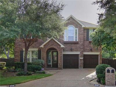 Fort Worth Single Family Home For Sale: 2501 Old Trinity Way