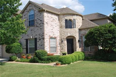 Flower Mound Single Family Home For Sale: 3713 Wicklow Court