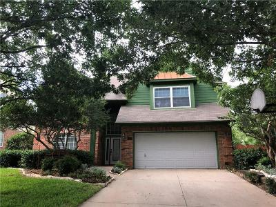 Grapevine Single Family Home For Sale: 4109 Harvestwood Drive