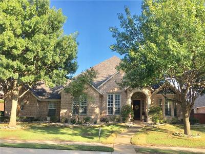 McKinney Single Family Home For Sale: 6217 Wildwood Drive