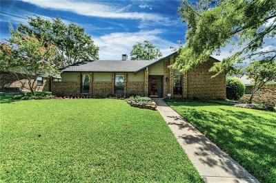 Carrollton Single Family Home For Sale: 2304 Incline Drive