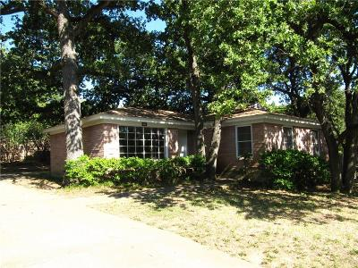 Irving Single Family Home For Sale: 1008 Owenwood Drive